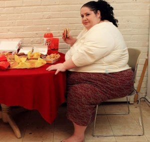 Donna Simpson wants to be Fattest Woman